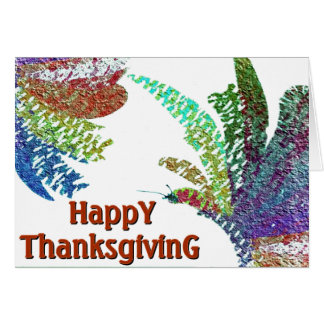 HAPPY THANKSGIVING CARD FOR ANYONE