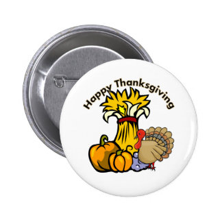 Happy Thanksgiving Day Pins