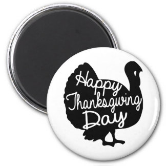 Happy Thanksgiving Day Magnet