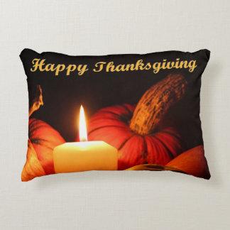 Happy Thanksgiving Decorative Pillow