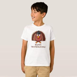 Happy Thanksgiving, Funny Turkey Day T-Shirt