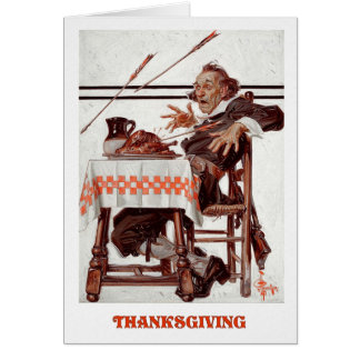 Happy Thanksgiving. Humorous Greeting Cards