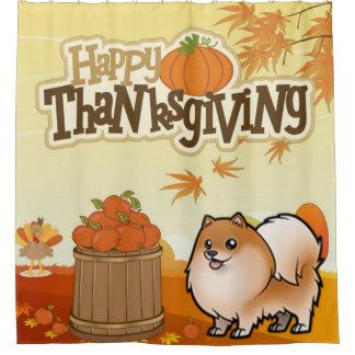 Happy Thanksgiving Pomeranian