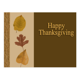Happy Thanksgiving Post Cards