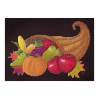 Happy Thanksgiving Print