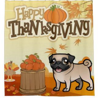 Happy Thanksgiving Pug