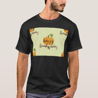 Happy Thanksgiving pumpkin T-Shirt