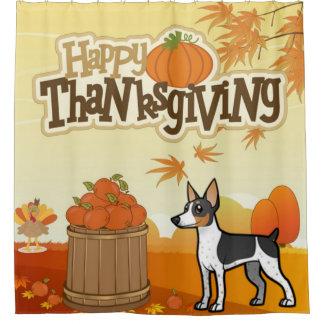 Happy Thanksgiving Rat Terrier