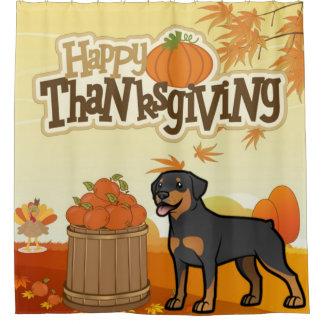Happy Thanksgiving Rottweiler