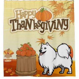 Happy Thanksgiving Samoyed