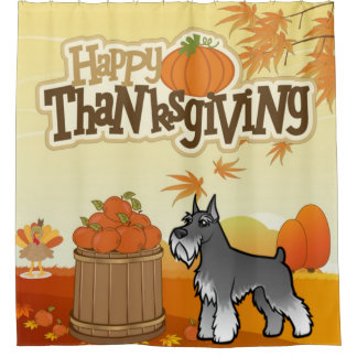 Happy Thanksgiving Schnauzer