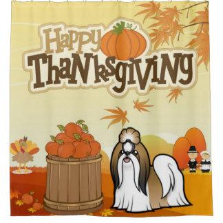 Happy Thanksgiving Shih Tzu