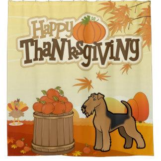 Happy Thanksgiving Welsh Terrier