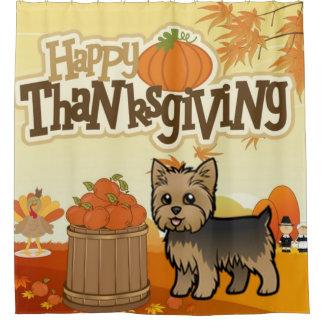 Happy Thanksgiving Yorkie