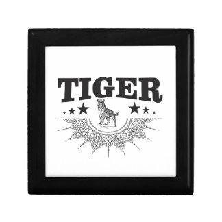 happy tiger gift box