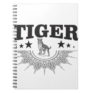 happy tiger notebooks