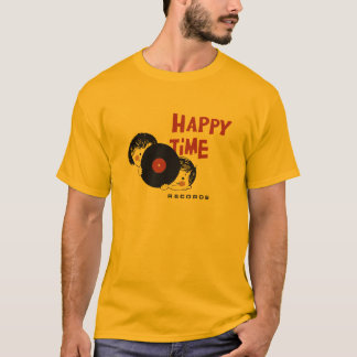 Happy Time Records T-Shirt