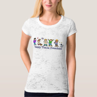 Happy Times by Vera Trembach T-Shirt