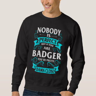 Happy To Be BADGER Tshirt