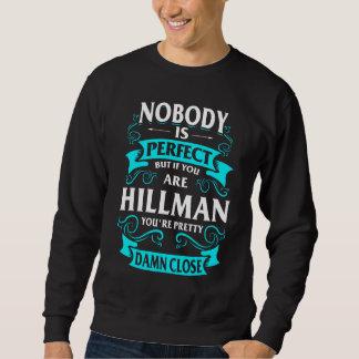 Happy To Be HILLMAN Tshirt