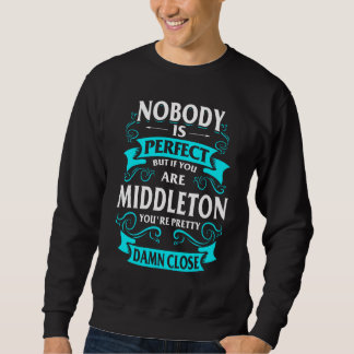 Happy To Be MIDDLETON Tshirt