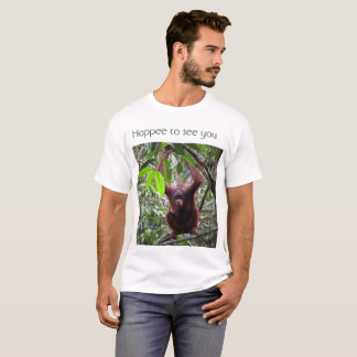 Happy to See You T-Shirt