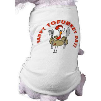 Happy Tofurkey Day Gift Shirt