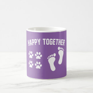 Happy together coffee mug