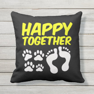 HAPPY TOGETHER PILLOW