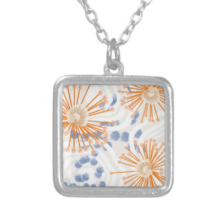 Happy Together Silver Plated Necklace
