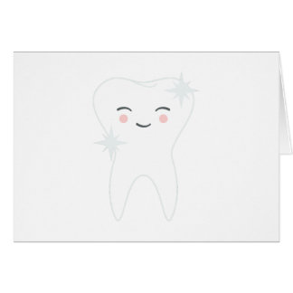 Happy Tooth Card