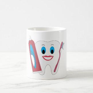 Happy Tooth Coffee Mug