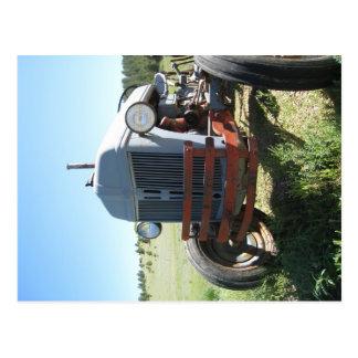 Happy Tractor! Postcard