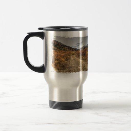 Happy Trail Coffee Mugs