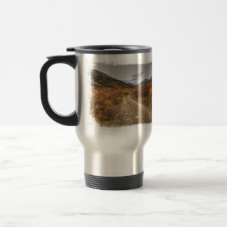 Happy Trail Stainless Steel Travel Mug