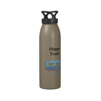Happy Trails 2 Drinking Bottles