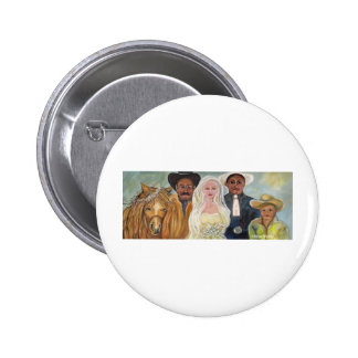 Happy Trails Buttons
