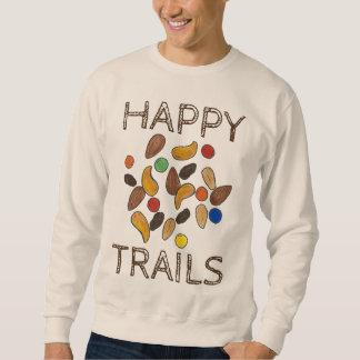 Happy Trails Camper Camp Trail Mix Sweatshirt