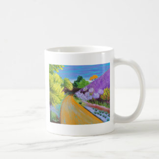 Happy Trails Fine Art Mug