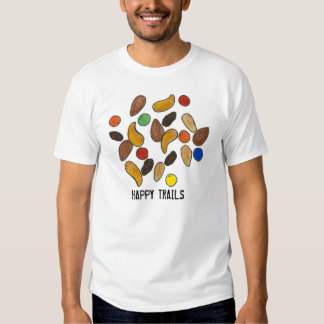 Happy Trails Mixed Nuts Chocolate Trail Mix Tee