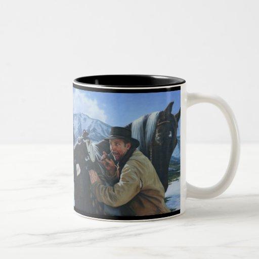 Happy Trails Coffee Mug