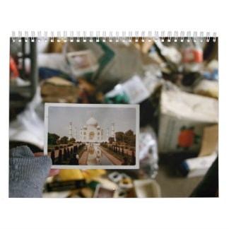 Happy Travels 2010 Calendar