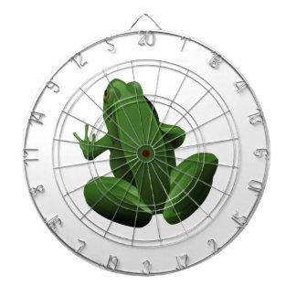 Happy Tree Frog Dartboard