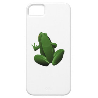 Happy Tree Frog iPhone 5 Covers