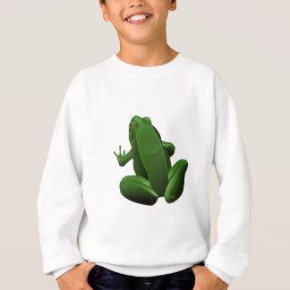 Happy Tree Frog Sweatshirt