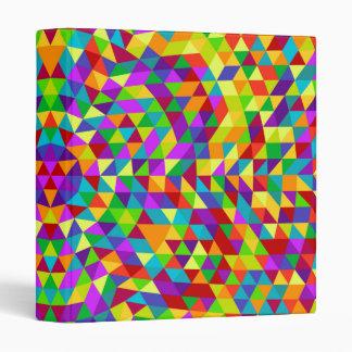Happy triangle mandala 2 binder