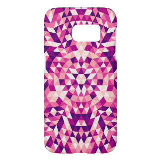Happy triangle mandala samsung galaxy s7 case