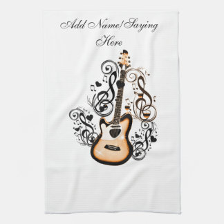 Happy Tunes_ Kitchen Towel