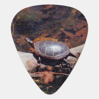 Happy Turtle Guitar Pick