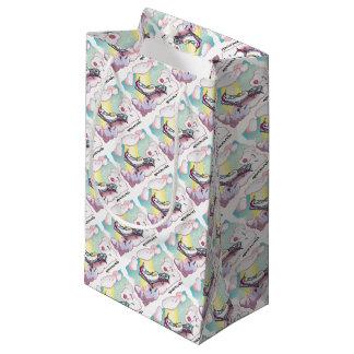 Happy Unicorn - happy unicorn Small Gift Bag